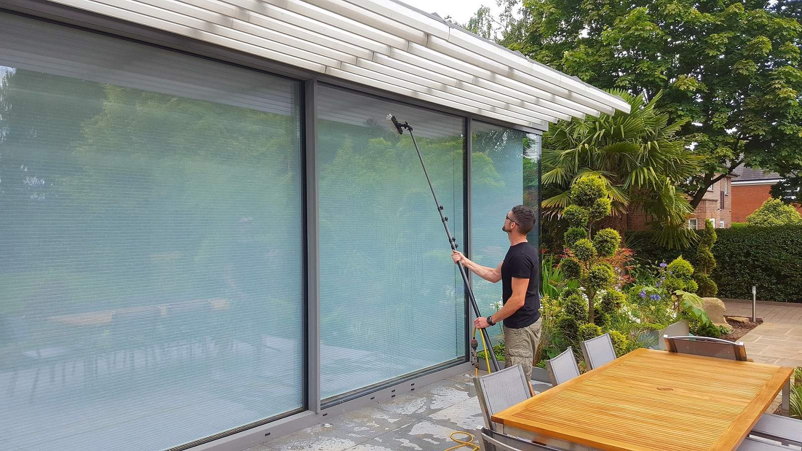 Puretech Window Cleaning
