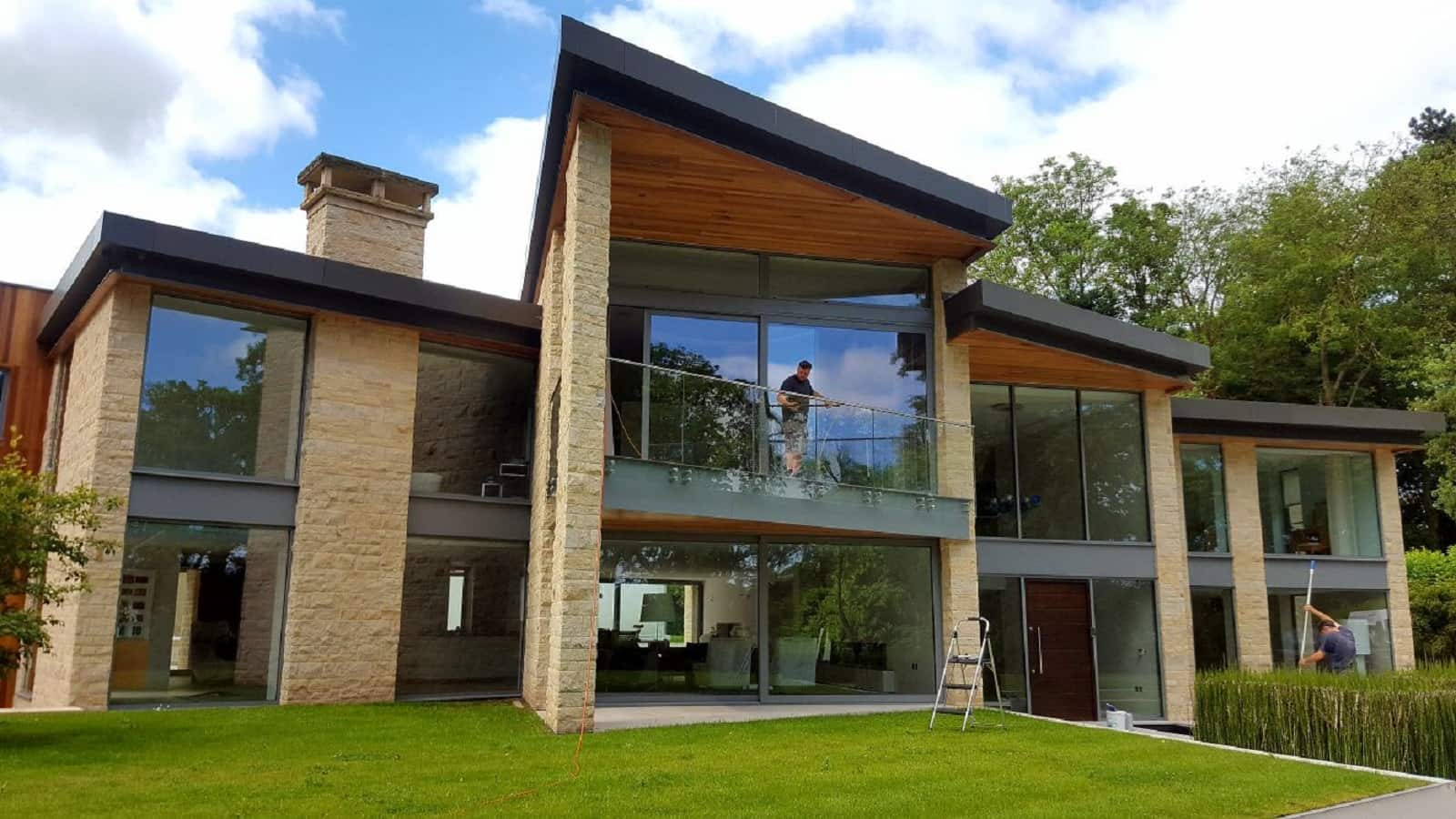 Domestic and Commercial Window Cleaners Nottingham
