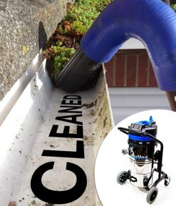 nottingham gutter cleaning service