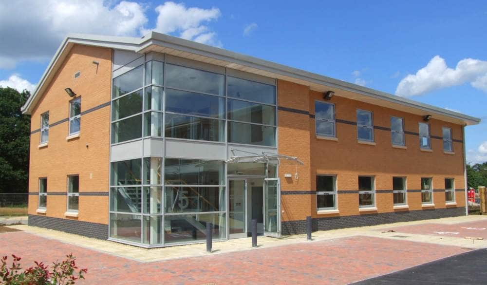 Commercial Windows Cleaning Nottingham